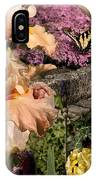 An Iris Surprise Center IPhone Case