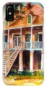 An Old Louisiana Planters House IPhone Case
