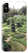 An Ornamental Garden IPhone Case