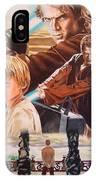 Anakin Skywaler Tatooine IPhone Case
