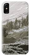 Anamis Forks Colorado IPhone Case