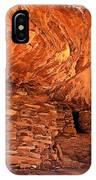 Anasazi  Cliff Dwelling IPhone Case