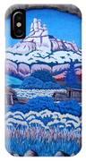 Anasazi Wall Art IPhone X Case