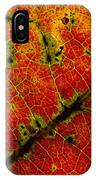 Anatomy Of The Fall... IPhone Case