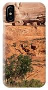 Ancient Anasazi Pueblo Canyon Dechelly IPhone Case