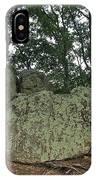 Ancient Boulders IPhone Case