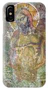 Ancient Christ Icon IPhone Case