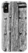 Ancient Church Door IPhone Case