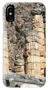 Ancient Delphi 8 IPhone Case