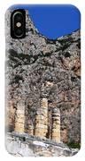Ancient Delphi 9 IPhone Case