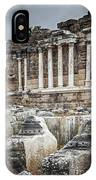 Ancient Fountain IPhone Case