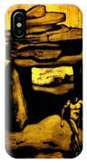 Ancient Grunge IPhone Case