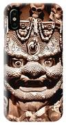 Ancient Mask IPhone Case