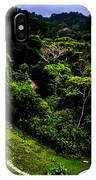Ancient Maya Ruins IPhone Case