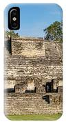 Ancient Mayan Ruins, Altun Ha, Belize IPhone Case