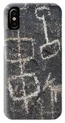 Ancient Rock Memo IPhone Case