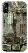 Ancient Ruins Cambodia IPhone Case
