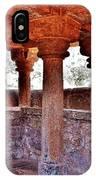 Ancient Stone Temple At Amarkantak India IPhone Case