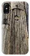 Ancient Timber IPhone Case