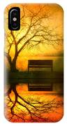 And I Will Wait For You Until The Sun Goes Down IPhone Case