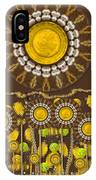 And The Sun Started To Shine Pop Art IPhone Case