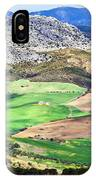 Andalucia Landscape In Spain IPhone Case