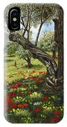 Andalucian Olive Grove IPhone Case
