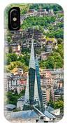 Andorra La Vella City IPhone Case