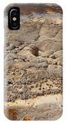 Anemone Geyser In Upper Geyser Basin IPhone Case