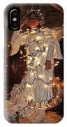 Angel And The Badman Homage 1947 Christmas Parade Coolidge Arizona 2001-2008 IPhone Case