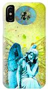 Angel Blessings 3 IPhone Case