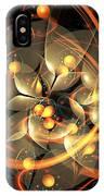 Angel Flower IPhone Case