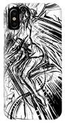 Angel  IPhone Case by John Jr Gholson