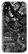 Angel Oak Tree 2 IPhone Case