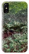 Angel Oak Tree 3 IPhone Case