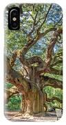 Angel Oak Tree In Charleston Sc IPhone Case