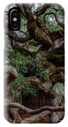 Angel Oak Tree Treasure IPhone Case