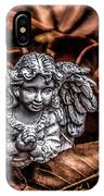 Angel Of Fall IPhone Case