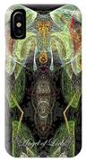 Angel Of Locks And Lost Items IPhone Case