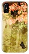 Angel Of The Woods IPhone Case