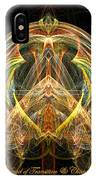 Angel Of Transformation And Change IPhone Case