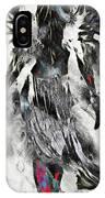 Angel Of Winter IPhone Case