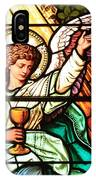 Angel With A Chalice IPhone Case