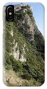 Angelo Castle Corfu Greece IPhone Case