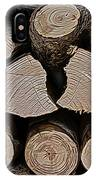 Angels Where You Find Them IPhone Case