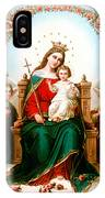 Angels With Roses IPhone Case