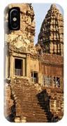 Angkor Wat 03 IPhone Case