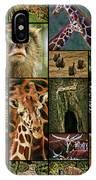 Animal Collage IPhone Case