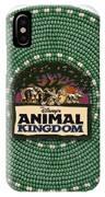 Animal Kingdom Turtle IPhone Case by Douglas K Limon