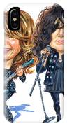 Ann And Nancy Wilson Of Heart IPhone X Case
